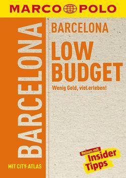 MARCO POLO Reiseführer LowBudget Barcelona von Macher,  Julia, Massmann,  Dorothea