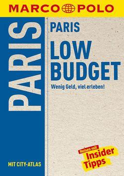 MARCO POLO Reiseführer LowBudget Paris von Arbogast,  Anna-Johanna, Bläske,  Gerhard und Waltraud