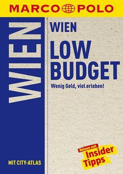 MARCO POLO Reiseführer LowBudget Wien von Weiss,  Walter M.