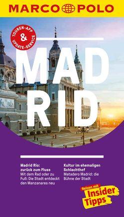 MARCO POLO Reiseführer Madrid von Dahms,  Martin, Schmidt,  Lothar