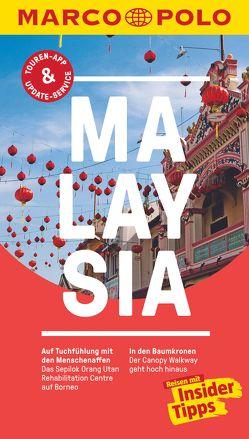 MARCO POLO Reiseführer Malaysia von Loose,  Mischa, Schneider,  Claudia
