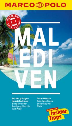 MARCO POLO Reiseführer Malediven von Gstaltmayr,  Heiner F., Timmer,  Silke