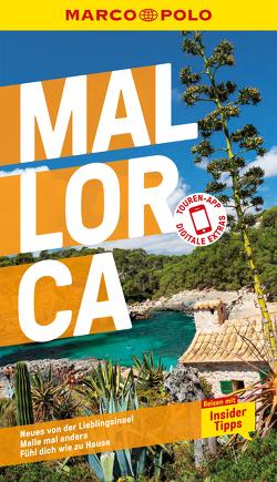 MARCO POLO Reiseführer Mallorca von Lehmkuhl,  Kirsten, Rossbach,  Petra