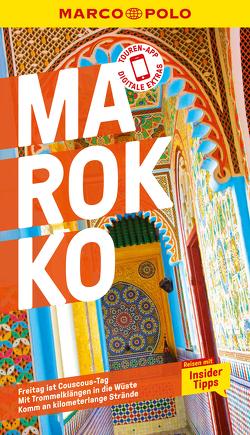 MARCO POLO Reiseführer Marokko von Brunswig,  Muriel