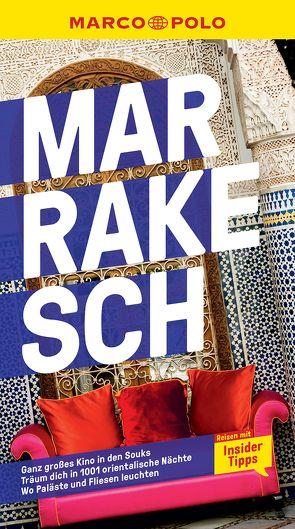 MARCO POLO Reiseführer Marrakesch von Brunswig,  Muriel