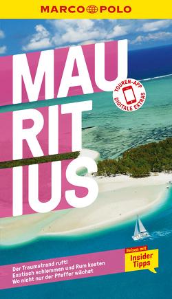 MARCO POLO Reiseführer Mauritius von Langer,  Freddy, Weidt,  Birgit