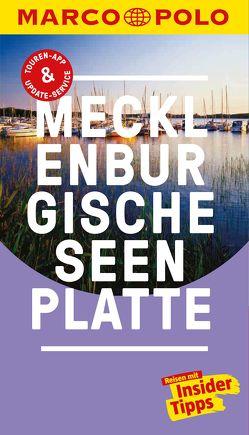 MARCO POLO Reiseführer Mecklenburgische Seenplatte von Sucher,  Kerstin, Wurlitzer,  Bernd