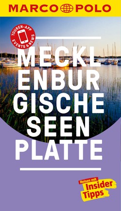 MARCO POLO Reiseführer Mecklenburgische Seenplatte von Israel,  Juliane