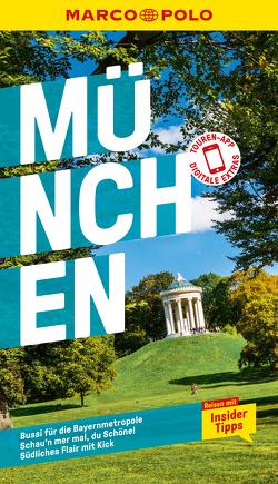 MARCO POLO Reiseführer München von Danesitz,  Amadeus, Wulkow,  Alexander