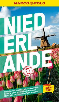 MARCO POLO Reiseführer Niederlande von Behrendt,  Britta, Gugger,  Elsbeth