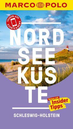 MARCO POLO Reiseführer Nordseeküste Schleswig-Holstein von Bormann,  Andreas, Schuppius,  Arnd M.