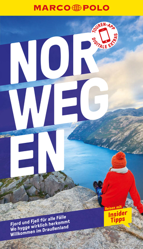 MARCO POLO Reiseführer Norwegen von Fellinger,  Julia, Kumpch,  Jens-Uwe
