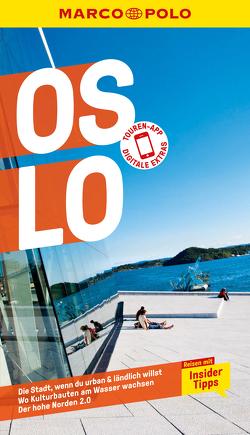 MARCO POLO Reiseführer Oslo von Fellinger,  Julia, Kumpch,  Jens-Uwe