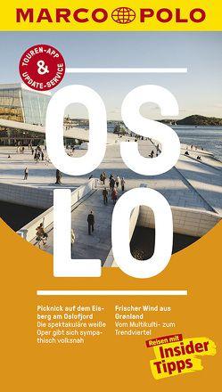 MARCO POLO Reiseführer Oslo von Hug,  Thomas, Sprak & Tekst,  Jens Uwe Kumpch