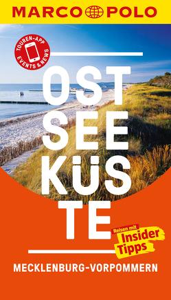 MARCO POLO Reiseführer Ostseeküste Mecklenburg-Vorpommern von Lübbert,  Anke