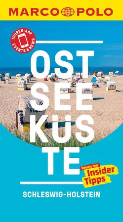 MARCO POLO Reiseführer Ostseeküste, Schleswig-Holstein von Gerke,  Majka, Propp,  Silvia, Spatzek,  Sabine
