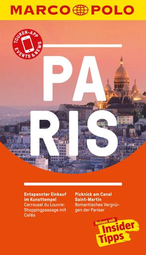 MARCO POLO Reiseführer Paris von Bläske,  Gerhard und Waltraud, Schwarz,  Felicitas