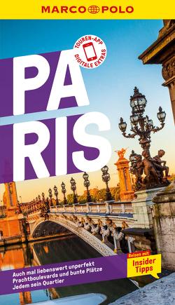 MARCO POLO Reiseführer Paris von Bläske,  Gerhard und Waltraud, Schwarz Grammon,  Felicitas
