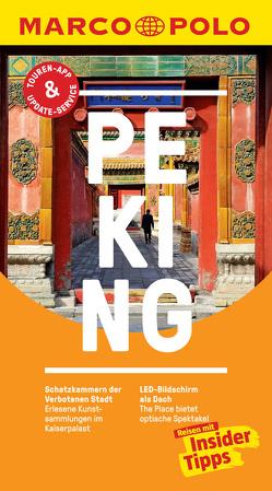 MARCO POLO Reiseführer Peking von Schütte,  Hans-Wilm