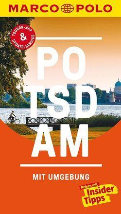 MARCO POLO Reiseführer Potsdam mit Umgebung von Sucher,  Kerstin, Wurlitzer,  Bernd