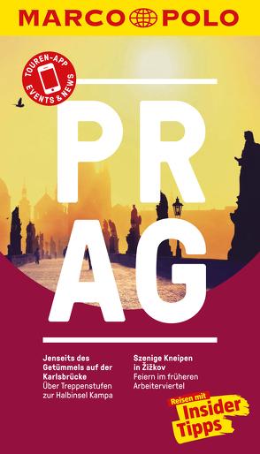 MARCO POLO Reiseführer Prag von Buchholz,  Antje, Kirschner,  Thomas