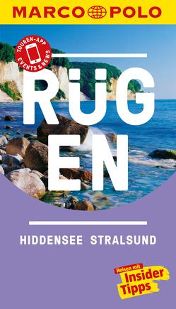 MARCO POLO Reiseführer Rügen, Hiddensee, Stralsund von Engelhardt,  Marc