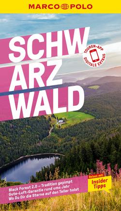MARCO POLO Reiseführer Schwarzwald von Wachsmann,  Florian, Weis,  Dr.Roland