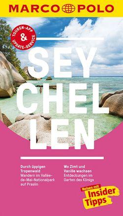 MARCO POLO Reiseführer Seychellen von Gstaltmayr,  Heiner F., Mallad,  Heike