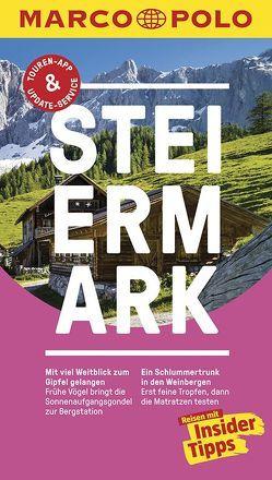 MARCO POLO Reiseführer Steiermark von Ericson,  Anita