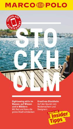 MARCO POLO Reiseführer Stockholm von Reiff,  Tatjana