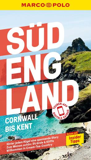 MARCO POLO Reiseführer Südengland, Cornwall bis Kent von Pohl,  Michael