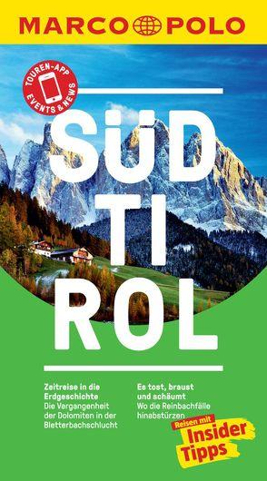 MARCO POLO Reiseführer Südtirol von Rainer,  Christian, Stimpfl,  Oswald