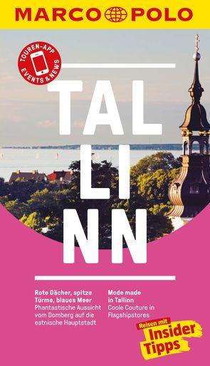 MARCO POLO Reiseführer Tallinn von Bisping,  Stefanie
