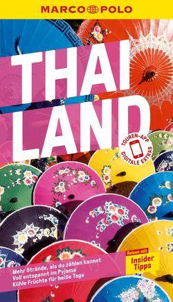 MARCO POLO Reiseführer Thailand von Hahn,  Wilfried, Miethig,  Martina