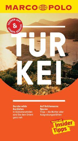 MARCO POLO Reiseführer Türkei von Gottschlich,  Jürgen, Zaptcioglu-Gottschlich,  Dilek
