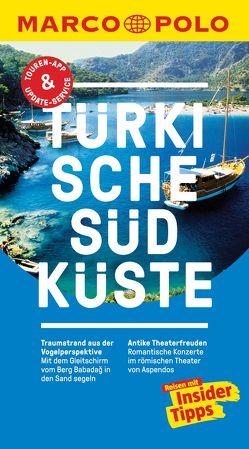 MARCO POLO Reiseführer Türkische Südküste von Gottschlich,  Jürgen, Zaptcioglu-Gottschlich,  Dilek