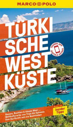 MARCO POLO Reiseführer Türkische Westküste von Gottschlich,  Jürgen, Zaptcioglu-Gottschlich,  Dilek