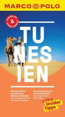 MARCO POLO Reiseführer Tunesien von Köthe,  Friedrich, Schetar-Köthe,  Daniela