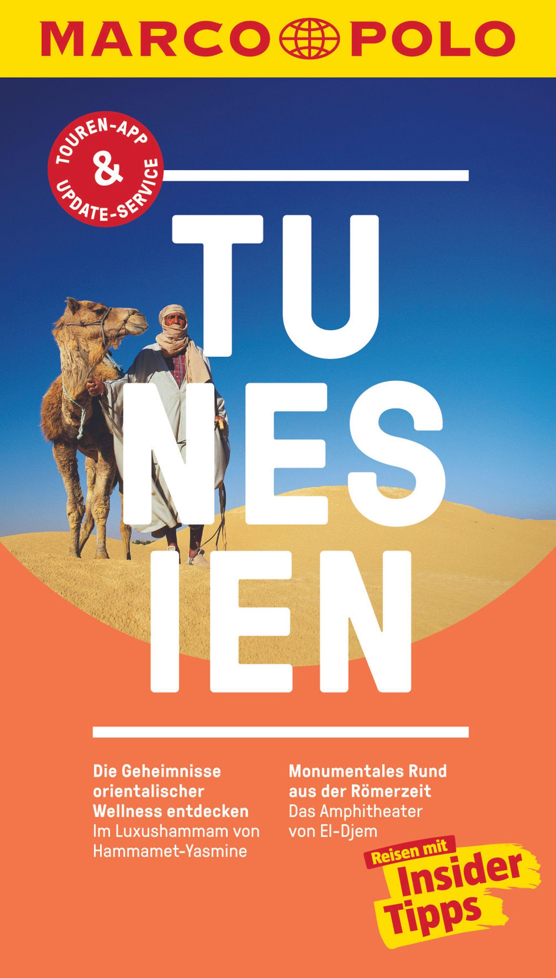 Briefe Nach Tunesien : Marco polo reiseführer tunesien von köthe friedrich