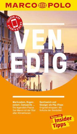 MARCO POLO Reiseführer Venedig von Hausen,  Kirstin, Weiss,  Walter M.