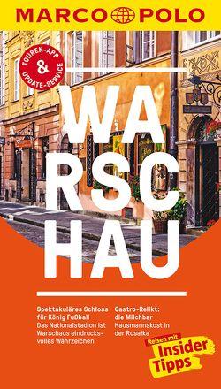 MARCO POLO Reiseführer Warschau von Kaupat,  Mirko, Krohn,  Knut, Krökel,  Ulrich, Plath,  Thoralf