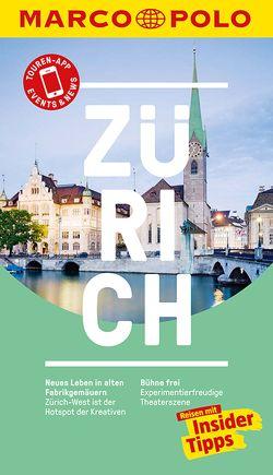 MARCO POLO Reiseführer Zürich von Attinger,  Gabrielle, Hegi,  Christoph