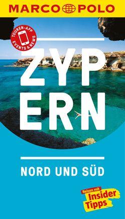 MARCO POLO Reiseführer Zypern, Nord und Süd von Bötig,  Klaus, Sternberg,  Christiane