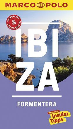 MARCO POLO Reiseführer Ibiza/Formentera von Brunnthaler,  Marcel, Drouve,  Andreas