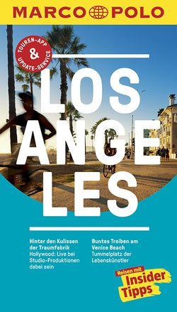 MARCO POLO Reiseführer Los Angeles von Alper,  Sonja, Tietz,  Anna-Barbara