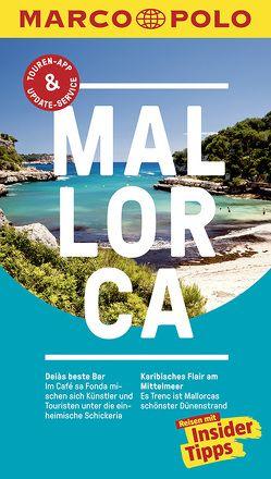 MARCO POLO Reiseführer Mallorca von Gebhardt,  Tom, Kramer,  Brigitte, Rossbach,  Petra