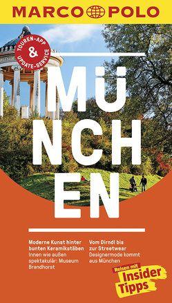 MARCO POLO Reiseführer München von Danesitz,  Amadeus, Förster,  Karl
