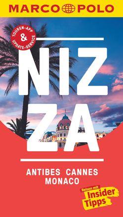 MARCO POLO Reiseführer Nizza, Antibes, Cannes, Monaco von Kimpfler,  Jördis