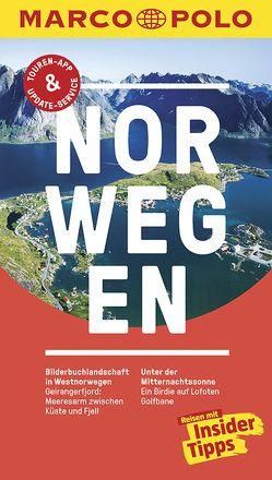 MARCO POLO Reiseführer Norwegen von Fellinger,  Julia, Sprak & Tekst,  Jens Uwe Kumpch
