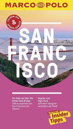 MARCO POLO Reiseführer San Francisco von Austinat,  Roland, Schwelien,  Michael